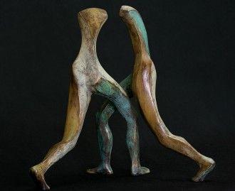 _Twins Tomasz Wawryczuk polish sculptors