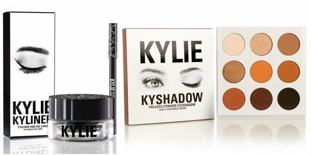 Scopri la nuova collezione di Kylie Cosmetics tutta dedicata al trucco occhi: dai Kyliners alla palette di ombretti Kyshadows.