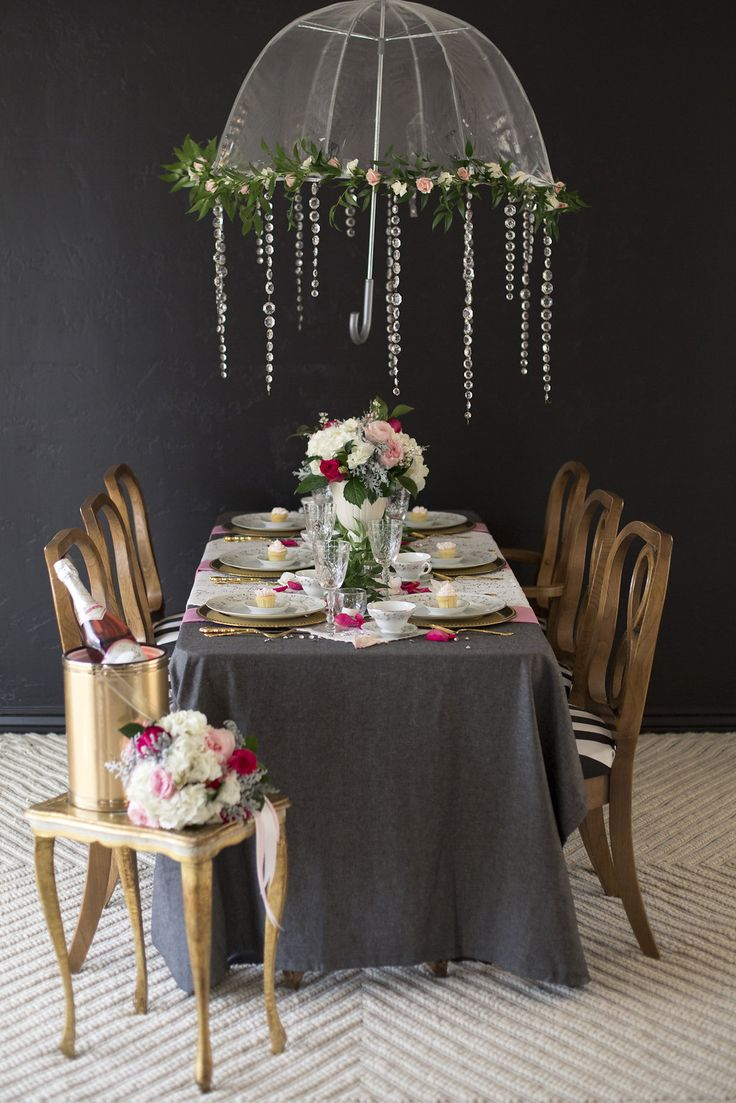 French Country Bridal Shower Inspiration - www.theperfectpalette.com - Amanda Hendrickson Photography + Muyly Miller Events