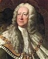 King George II 1727 - 1760     Age 43 - 76  Born: 30 October 1683 at Herrenhausen, Hanover  Parents: George I and Sophia Dorothea  Ascended to the throne: June 11, 1727 aged 43 years  Crowned: 11 October 1727 at Westminster Abbey  Married: Caroline, daughter of Margrave of Brandenburg  Children: Four sons and five daughters  Died: 25 October 1760 at Kensington Palace  Buried at: Westminster Abbey  Succeeded by: his grandson George III