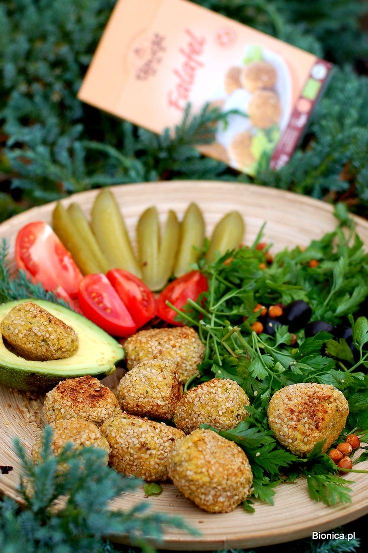 organic falafels
