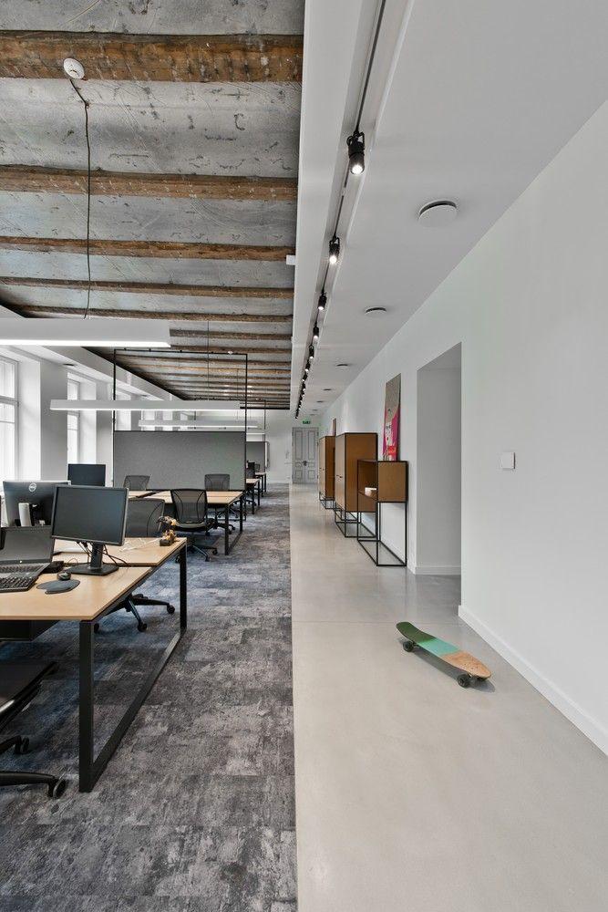 25 best ideas about open office on pinterest open Industrial design office space