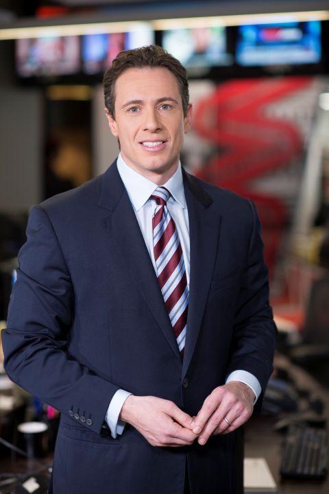 Chris Cuomo, journalist