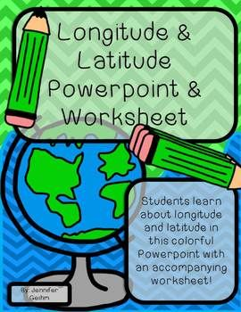 Latitude and longitude can be integrated into your social studies lesson. A quick math lesson can help students better understand what is being talked about in SS. AB
