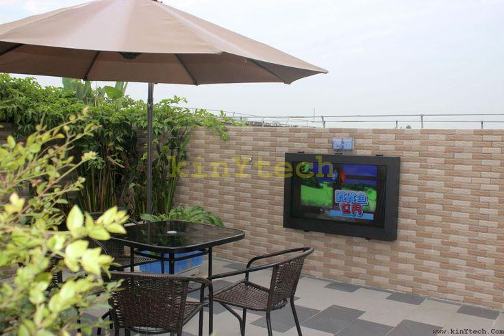 Outdoor Tv Cabinet Outdoor Tv Enclosure Outdoor Tv Mount