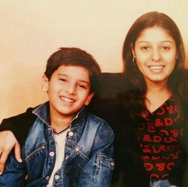 Little Armaan with Sunidhi Chauhan