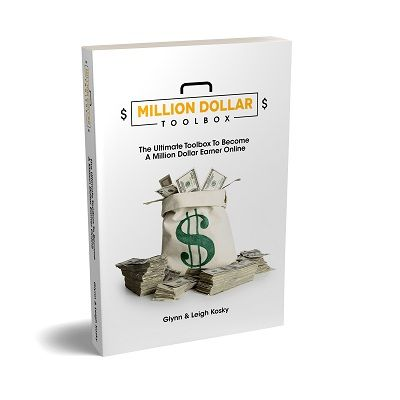 What IsMillion Dollar Toolbox?Million Dollar Toolbox course takes you through the exact same system that has enabled Glynn Kosky company to turn over $1 Million in under 12 months.