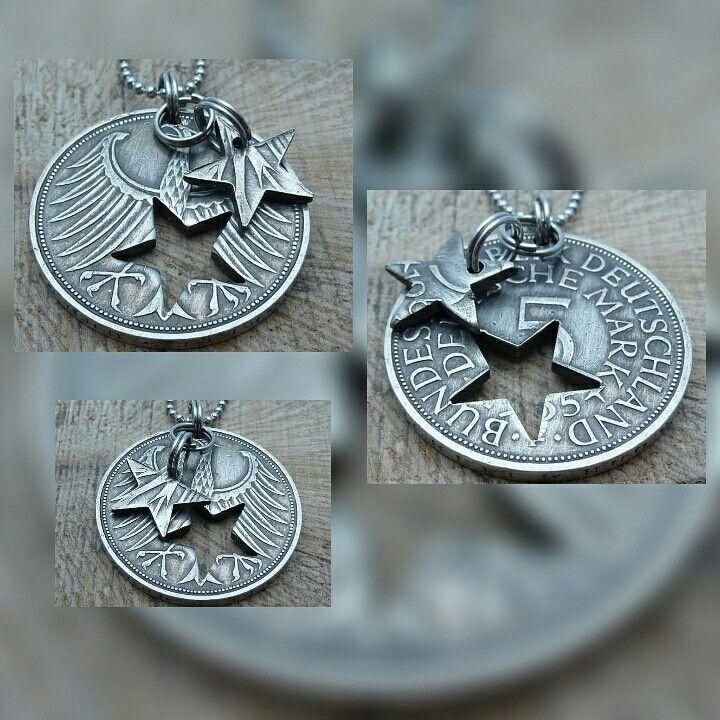 www.muenzenringe.de Kreativmarkt Leipzig und wir sind dabei! Wer noch einzigartige Schmuckstücke aus Münzen sucht, der hat morgen noch die Chance, uns im Kohlrabizirkus zu besuchen. #ring #coin #coinring #handmade #upcycle #upcycling #dawanda #kreativmarkt #necklace #breclet #shopping #leipzig #design #earrings #jewelry #fashion #heiermann #silver