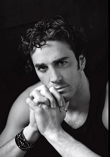 Luca Toni.......Italian Soccers Finest. I just want to put him on a shelf and look at him all day!