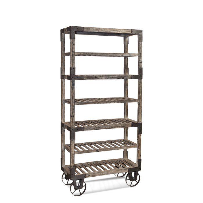 Normandin Wood Baker S Rack In 2019 Industrial Bakers Racks