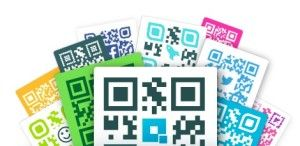 A QR code is a 2-D (two-dimensional code) matrix code, this means it consist of data not only in one dimension but also in a second dimension (vertical and horizontal).