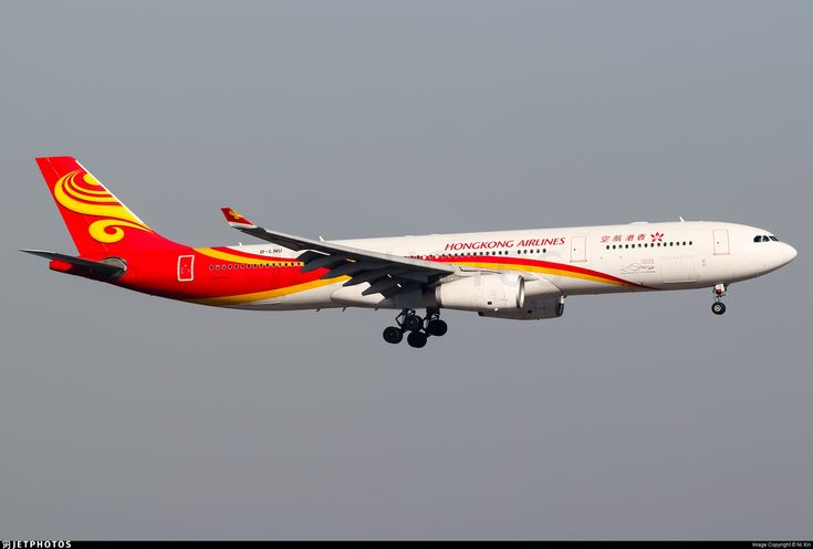 Photo of B-LNU - Airbus A330-343 - Hong Kong Airlines