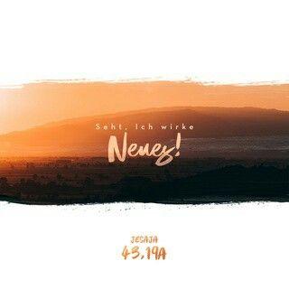 Jesaja hätte auch locker ins neue Testament gepasst doch er war soviele Jahre vor Jesu Geburt. Zufall NEIN es ist ein und der selbe Gott von dem Jesaja und auch z.b Johannes erfüllt waren Amen