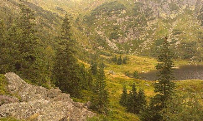 Greetings from Poland Karpacz,  Small Lake