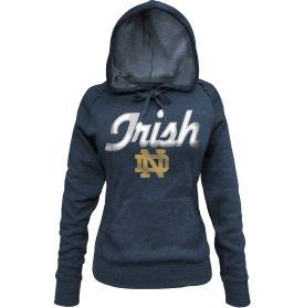 Women's Notre Dame Fighting Irish Blue Pullover Hoodie - Dick's Sporting Goods