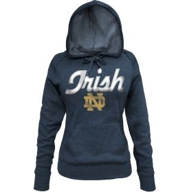 Women's Notre Dame Fighting Irish Blue Pullover Hoodie - Dick's Sporting Goods