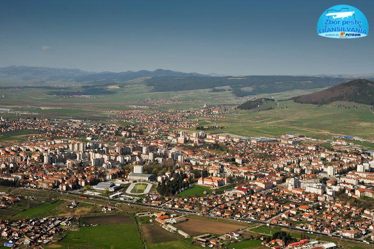 Miercurea Ciuc, un oraș mic și cochet