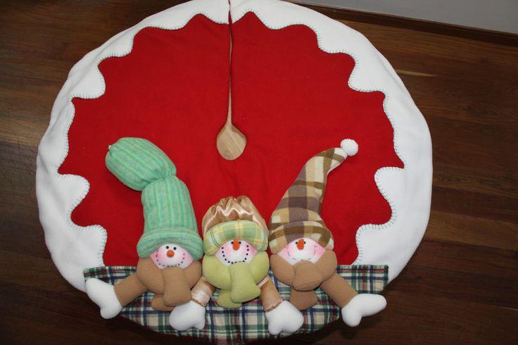 pie de arbol navideño 2015 - Buscar