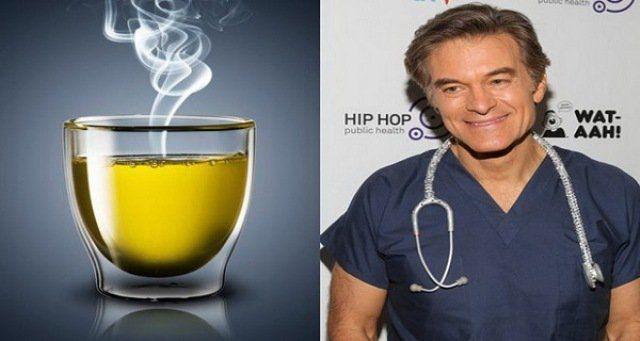 Dr. Oz dice que esta bebida quita la grasa acumulada