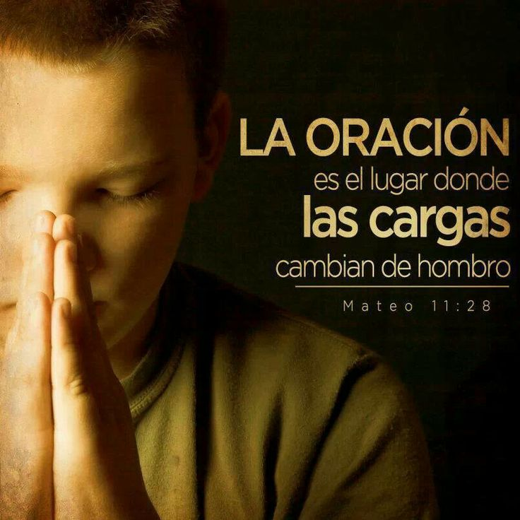 Venid a mí todos los que estáis trabajados y cargados, y yo os haré descansar. Mateo 11:28 #biblia #evangelio
