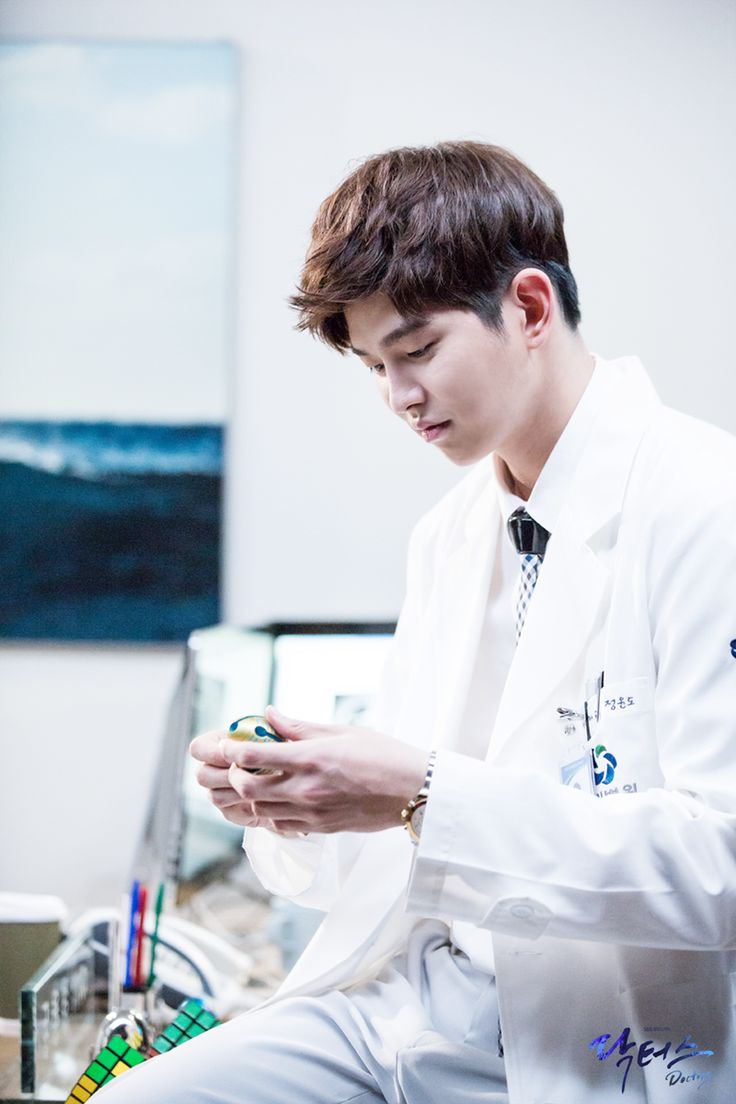 Yoon Kyun Sang. One of the funny characters in Doctors