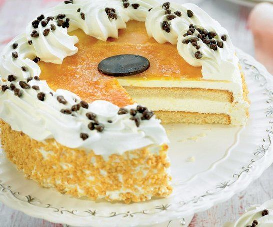 Marhuľová torta | Recepty.sk