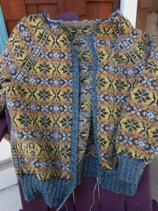133 best Fair Isle Love images on Pinterest | Knitting, Colors and ...