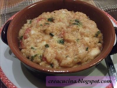 """IL PANCOTTO """"Una ricetta povera della tradizione toscana molto appetitosa"""""""