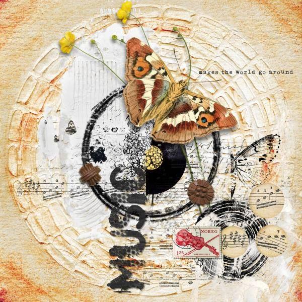 Music..... Credits: Music {Bundle} by Paula Kesselring and Grungy and Bubble Wrap Alpha by Paula Kesselring.