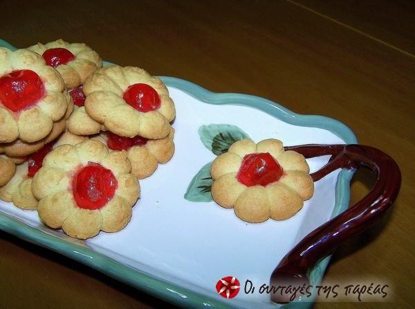 Μπισκότα βουτύρου σε 15 λεπτά #sintagespareas #mpiskotavoutirou