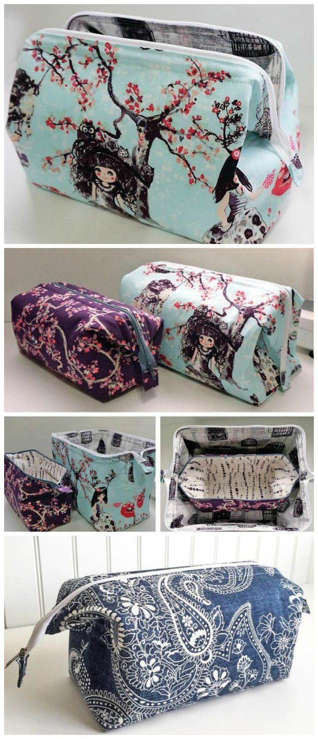125 best Bag sewing tutorials images on Pinterest | Bags sewing, Sew ...
