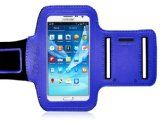 COD(TM) ACTIVE Sport Armband Case for Samsung Galaxy Note 3 Note III (AT&T, T-Mobile, Sprint, Verizon)(Blue)
