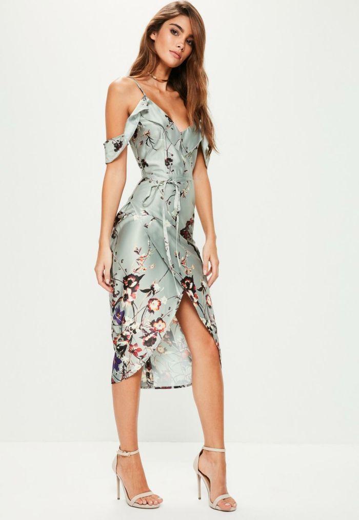▷ 1001 + ideas vestidos para bodas para invitadas   moda