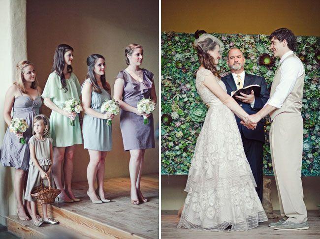 Indoor Ceremony Inspirations: 67 Best Indoor Garden Wedding Inspiration Images On