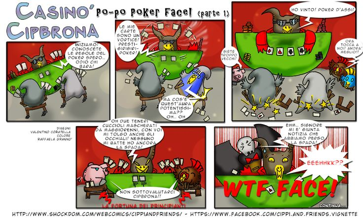 [#25] Tales of Cippannara – Po-po Poker Face! (parte 1 ultimo episodio)
