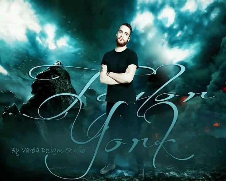 Taylor York - Paramore By Varela Designs Studio