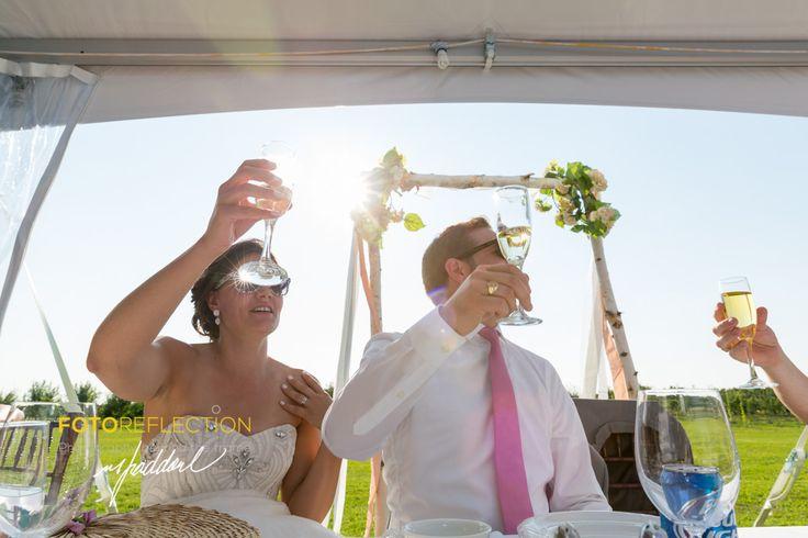 Kelly and Alex Kurtz Orchards Wedding