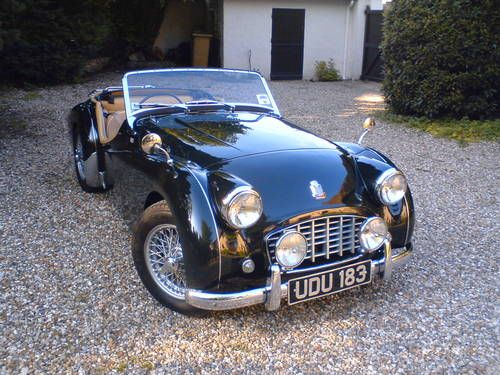 1957 Triumph TR3 http://www.pinterest.com/shorrobi/classic-auto-trader/ ✏✏✏✏✏✏✏✏✏✏✏✏✏✏✏✏ AUTRES VEHICULES - OTHER VEHICLES ☞ https://fr.pinterest.com/barbierjeanf/pin-index-voitures-v%C3%A9hicules/ ══════════════════════ BIJOUX ☞ https://www.facebook.com/media/set/?set=a.1351591571533839&type=1&l=bb0129771f ✏✏✏✏✏✏✏✏✏✏✏✏✏✏✏✏