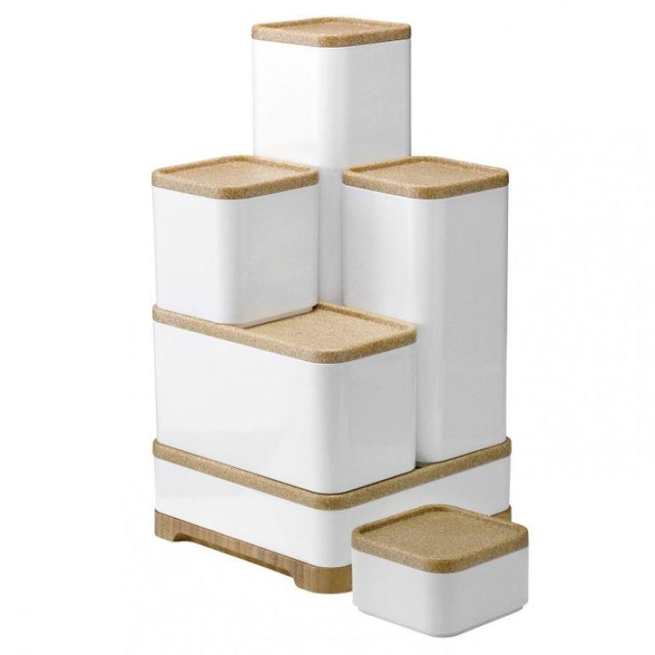 die besten 25 vorratsdosen ideen auf pinterest ordnungssystem k hlschrank ikea speisekammer. Black Bedroom Furniture Sets. Home Design Ideas