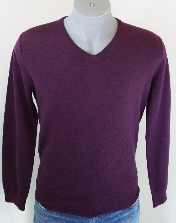 Cool item: J.Crew Slim Merino Wool V-Neck Sweater