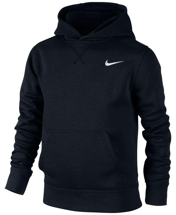 plain nike hoodie
