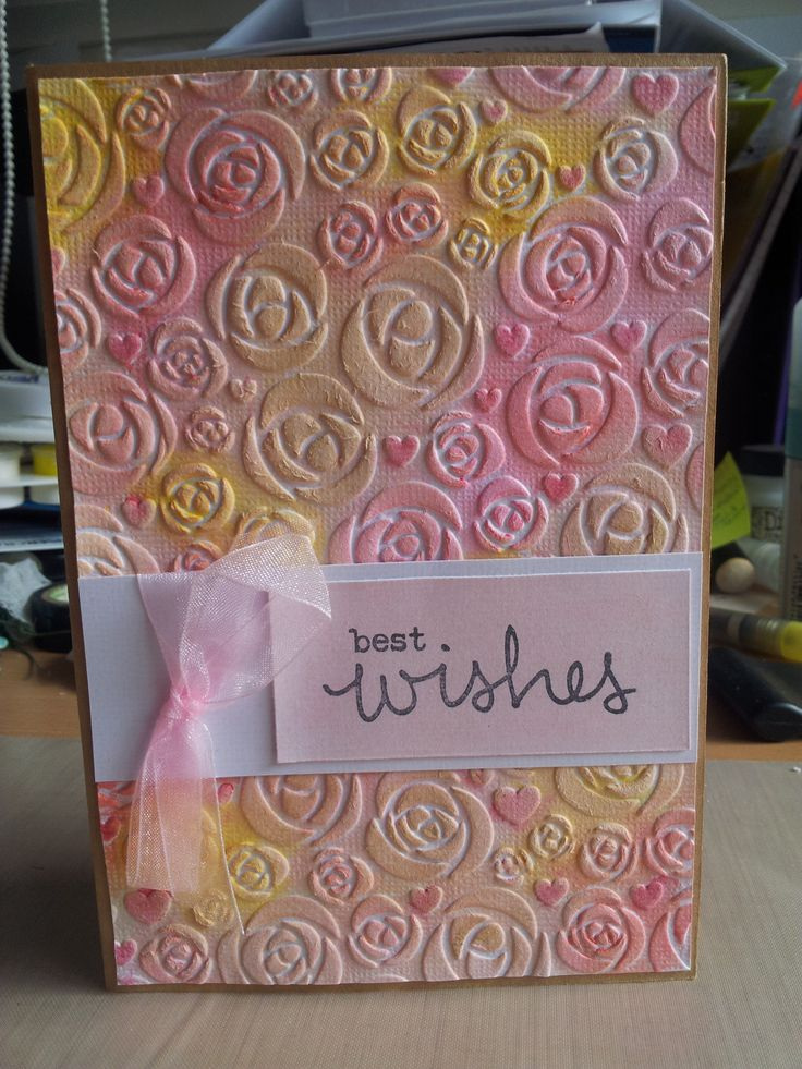 MakeApage Scrapbooking February Card Class featuring gelatos and new Kaisercraft embossing die. By Melanie Walsh