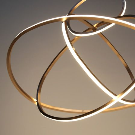Nice Apoapsis Modern Pendant Lighting  #Concept #Design #Modern #Vintage     Apoapsis is based on an astronomical theory meaningthe point at which an orbiting object is farthest away from the body it is orbiting.  h...
