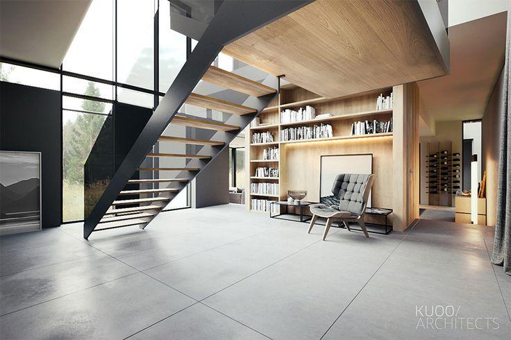 Wroclaw // Private House // 500M2 | Kuoo Architects - Warszawa, Łódź