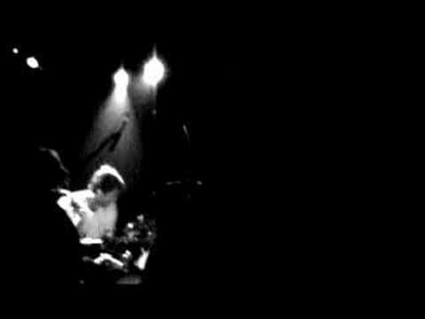 """I Am Kloot - """"Storm Warning"""" Live 2002. Simple, sparse instrumentation doesn't mean simple songs. What a band, love that voice."""