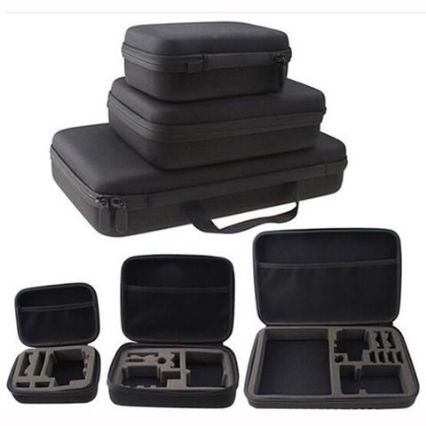 Portable Travel Storage Case Collection Box Protective for Gopro