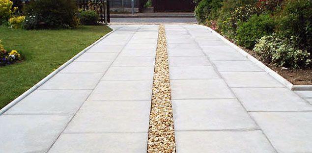 paved garden designs - Google Search