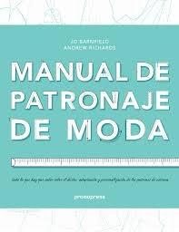 646 BAR - La obra más completa sobre patrones de costura: un libro que presenta todos los aspectos del diseño y la adaptación de patrones.