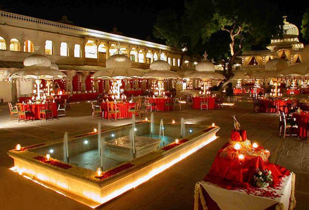 One Of The Best Wedding Venues In The World Udaipur