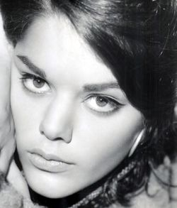 Tina Aumont also known as Tina Marquand, daughter of Maria Montez and Jean-Pierre Aumont